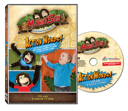 Action Words DVD