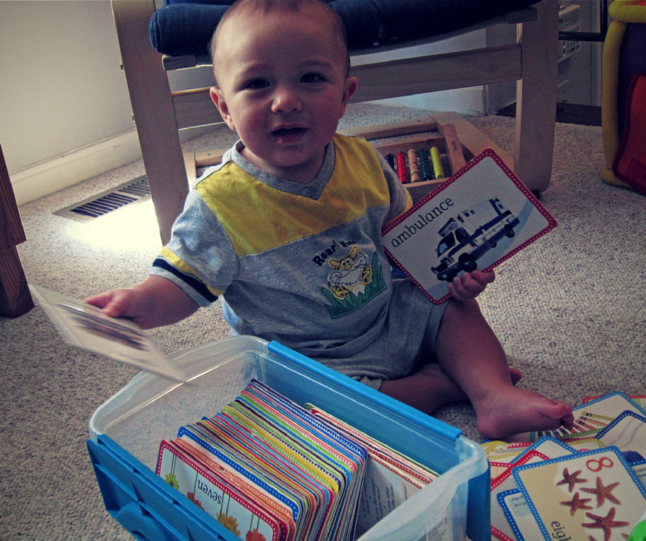 Teach Your Baby To Read With Flash Cards Monkisee