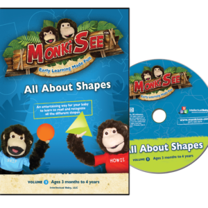 All About Shapes DVD