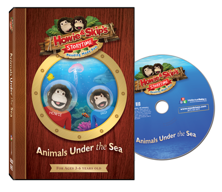 Animals Under the Sea DVD
